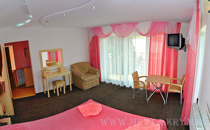 номер 7 - Алушта гостиница Мечта