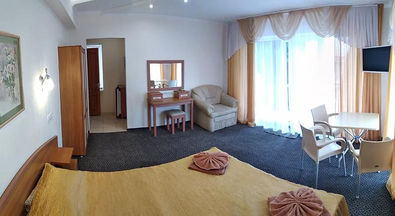 номер 3- Алушта гостиница Мечта