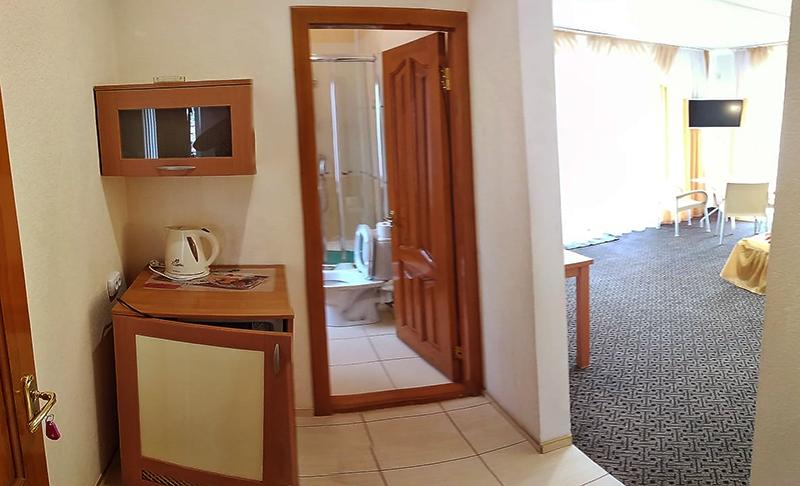 номер 5 - Алушта гостиница Мечта