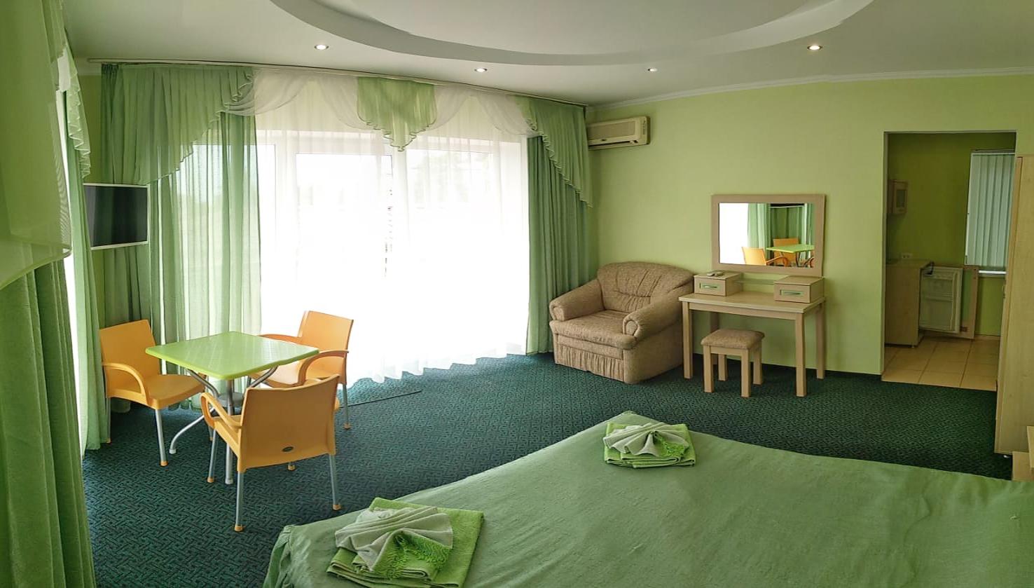 номер 6 - Алушта гостиница Мечта