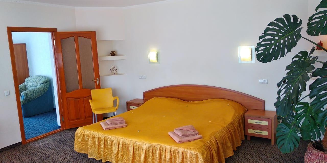 Номер 8 - Алушта гостиница Мечта
