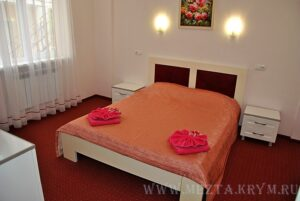 Алушта отель Мечта корпус 2 апартаменты