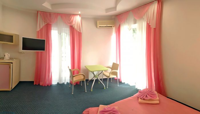 номер 1 эконом Алушта гостиница Мечта гостевой дом